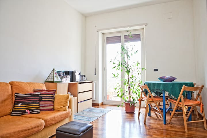 Trastevere, beatiful view, silence - Rome - Apartment