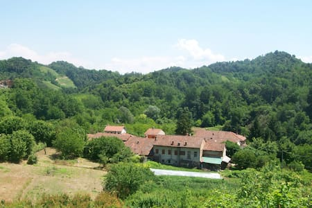 Vacanze in Roero - camera & bagno - Montaldo Roero - Rumah