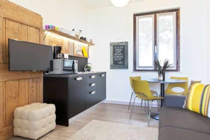 ❤  Wilde Design Flat Lago di Garda!