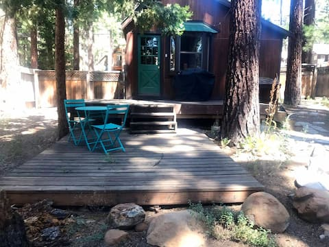 Tiny house # 2. Hiking,biking, skiing & beach.
