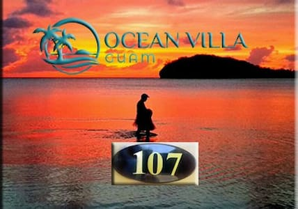 NEWLY RENOVATED Ocean Villa STUDIO 107 - Tamuning