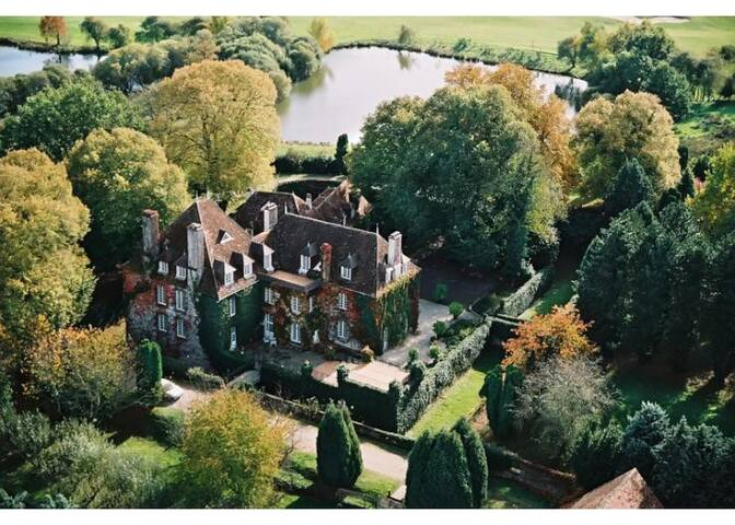 Chateau Drades Estate - Pouligny-Notre-Dame - Casa