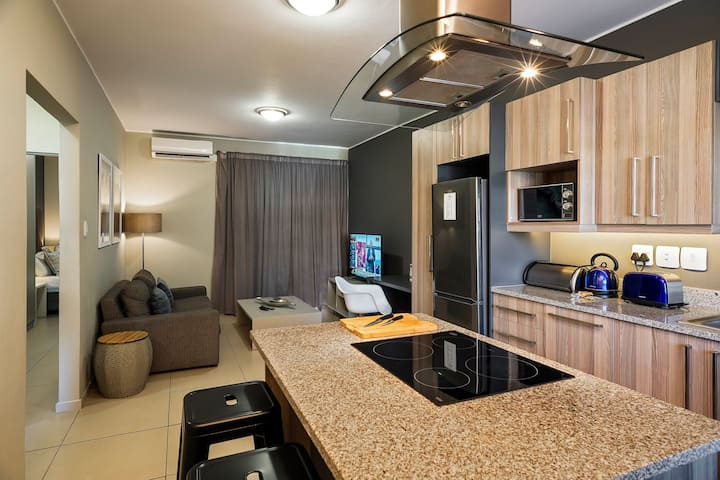 CAG The Atrium - Modern One Bedroom Apartment - Rivonia