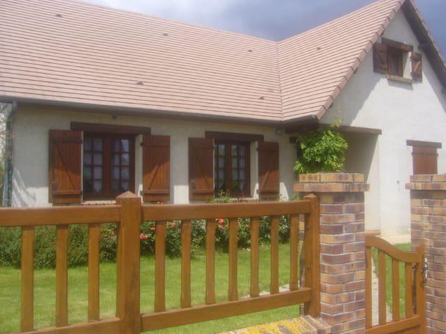 Maison de caractère - Angerville-la-Campagne - Ház