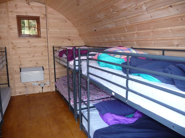 Woodland Glamping Village -  Leominster