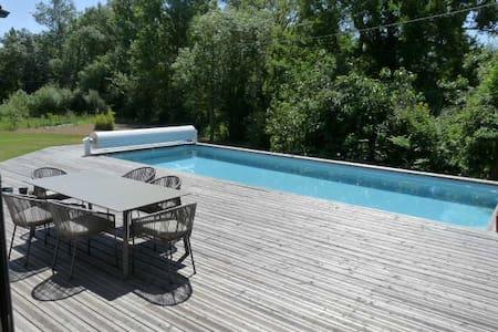 Jolie maison au sud Toulouse - Lavernose-Lacasse - Rumah