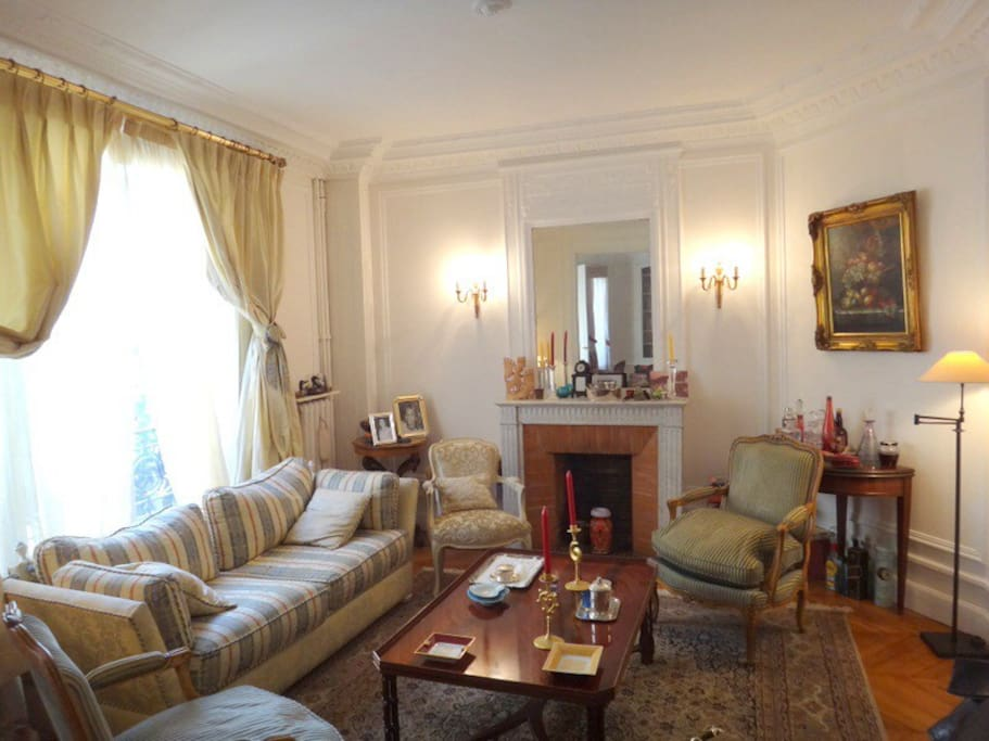 Appartement paris porte maillot apartments for rent in - La table des oliviers neuilly ...