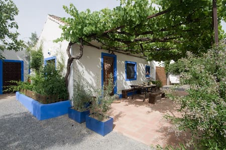 Nice cottage with pool near Granada - Alhendín