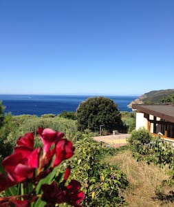 Sea view villa  near 5 Terre - Moneglia