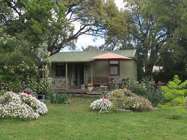 Chalet im Garten - San-Giuliano - Houten huisje