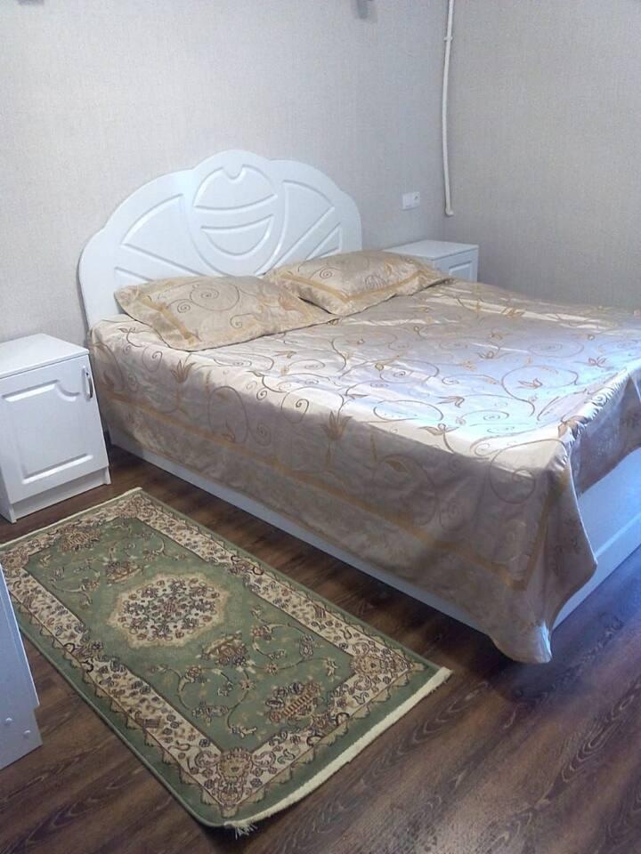 Уютная квартира на Домбае с видом на канатку
