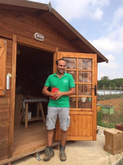 La casa nelle api Bio Gold Farm Smart Working
