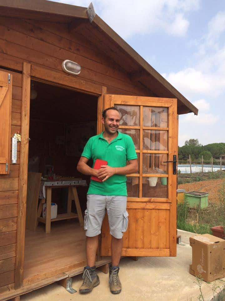 La casa nelle api Bio Gold Farm Smart Working