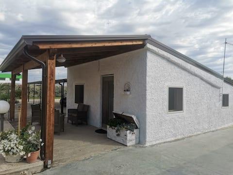 Casa vacanza 1 km dal mare Scanzano Jonico