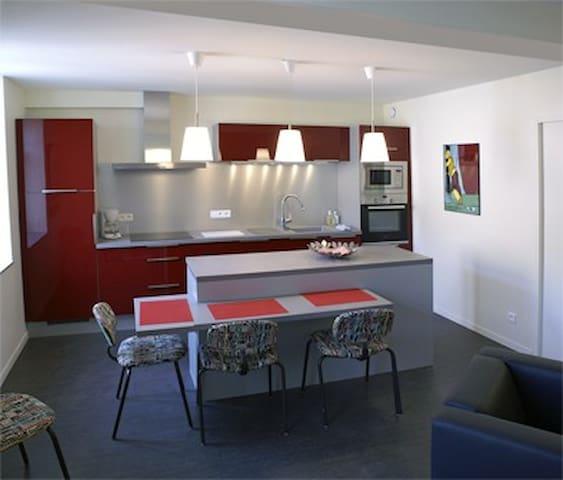 Apartement in Rosières aux Salines - Rosières-aux-Salines - Wohnung