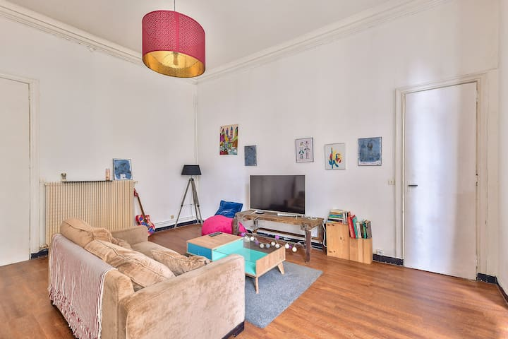 Appartement tout confort ¤¤ BORDEAUX ¤¤