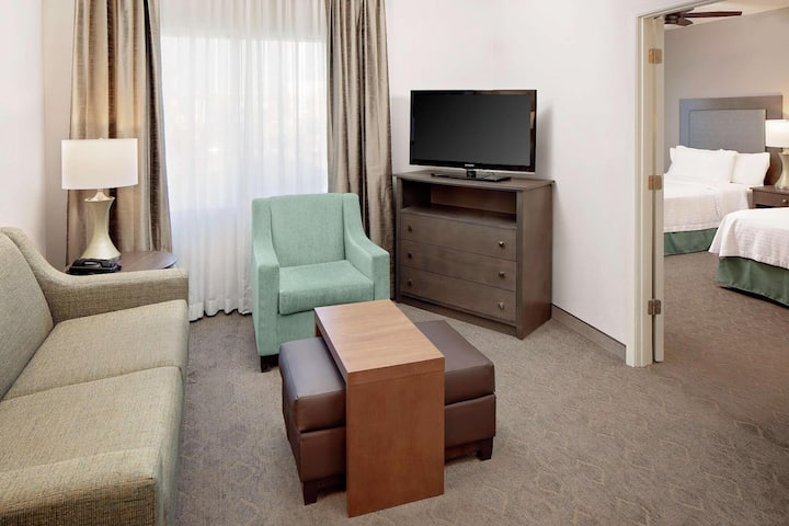Special Suite One Bedroom At Market Center