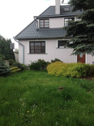 Rzeszów ;pokój z widokiem na ogród