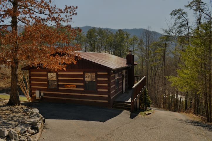 Romantic 1/1 cabin in the Smokies - Blue Spruce - Townsend