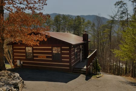 Romantic 1/1 cabin in the Smokies - Townsend