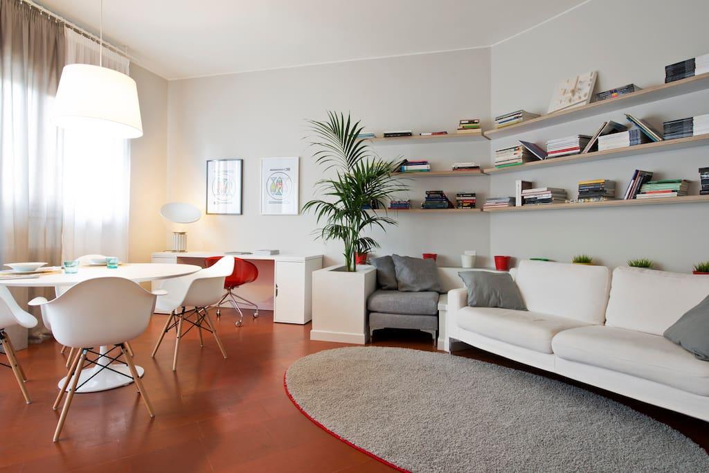 Design flat very close to milan appartamenti in affitto for Appartamenti arredati in affitto a cinisello balsamo