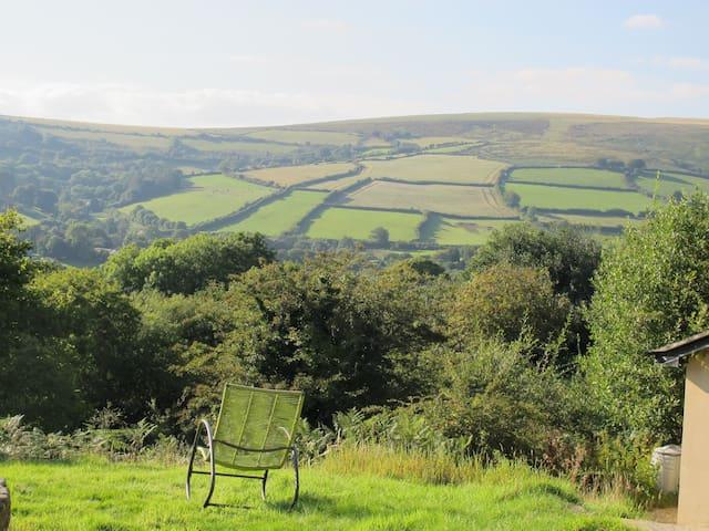 Organic B&B Dartmoor Stunning Views - Widecombe in the Moor