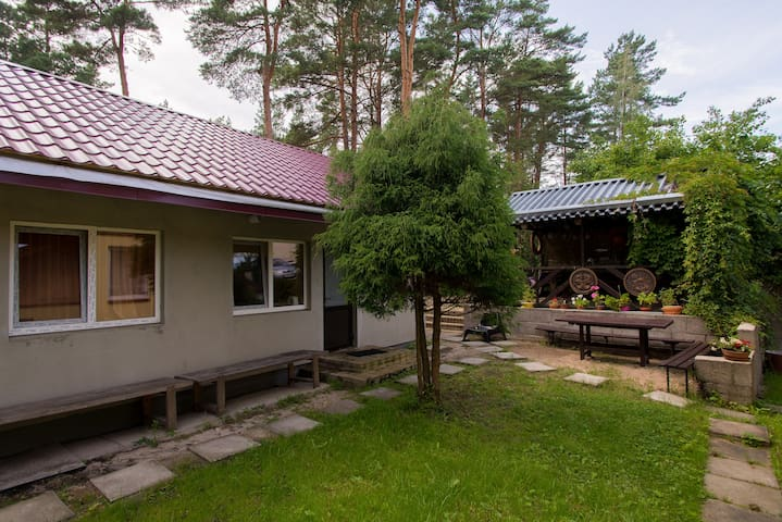 Cozy Guest House near the sea - Lilaste - Dům