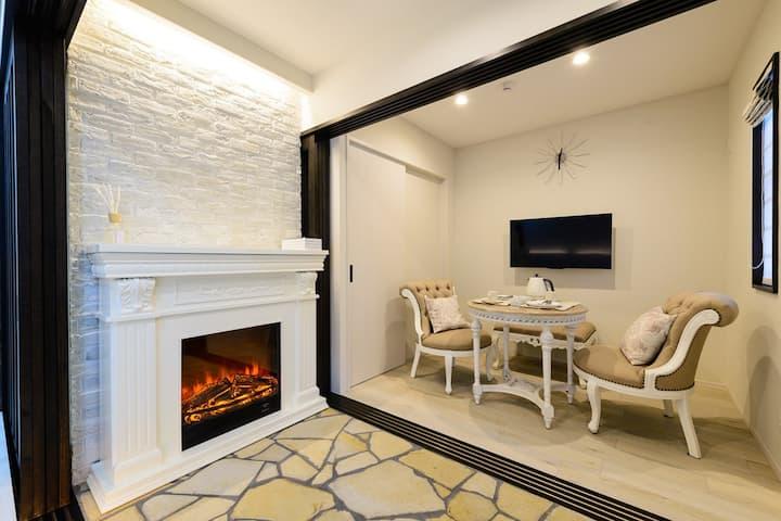 Onsen modern guest house 5minSTA Int