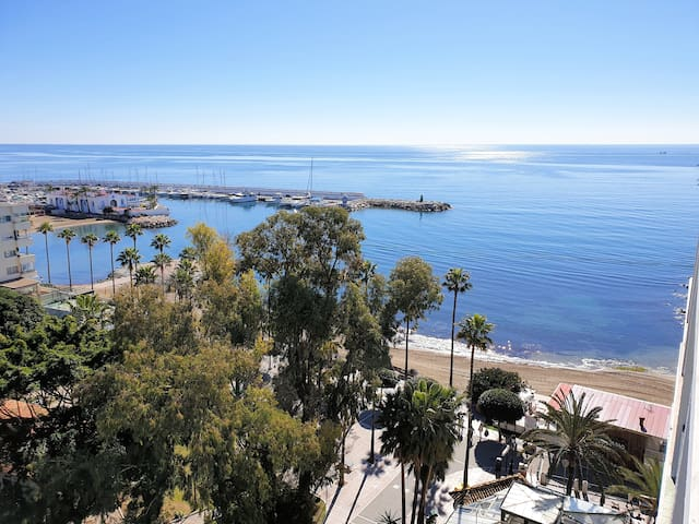 Lovely 2 Bedroom Duplex Apartment in Skol Marbella