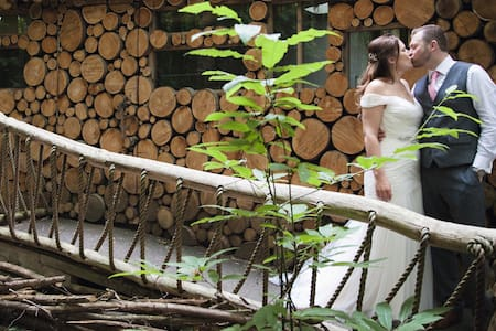 Cabin in the woods - Stockbury - Kulübe