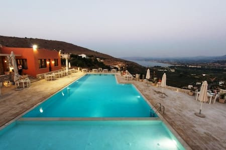 Stunning seaview apt shared pool 10%OFF EARLYBOOK - Exopoli