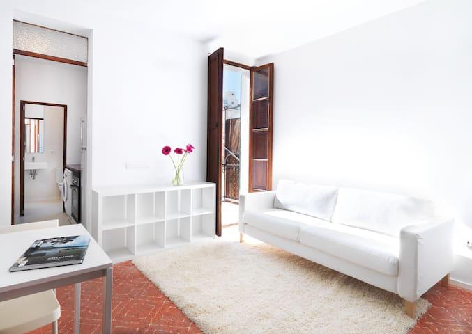 WHITE URBAN APARTMENT  1 - Palma de Mallorca