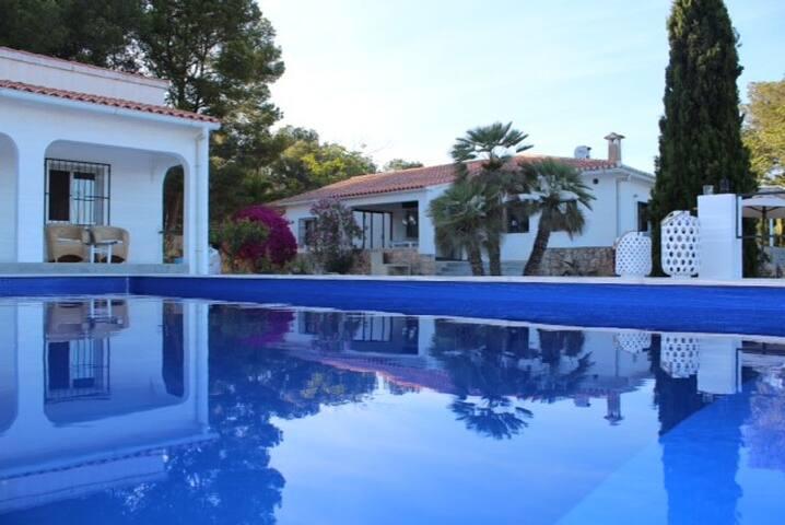 Altea trendy luxury sea view villa - l'Alfàs del Pi - Villa