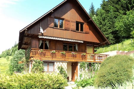 Chalet complet location estivale - Chalupa