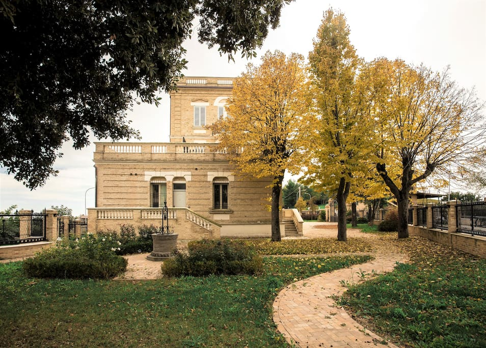 Villa Contessina