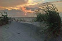 SMILE, You Are Here   Sunrise in Sea Isle