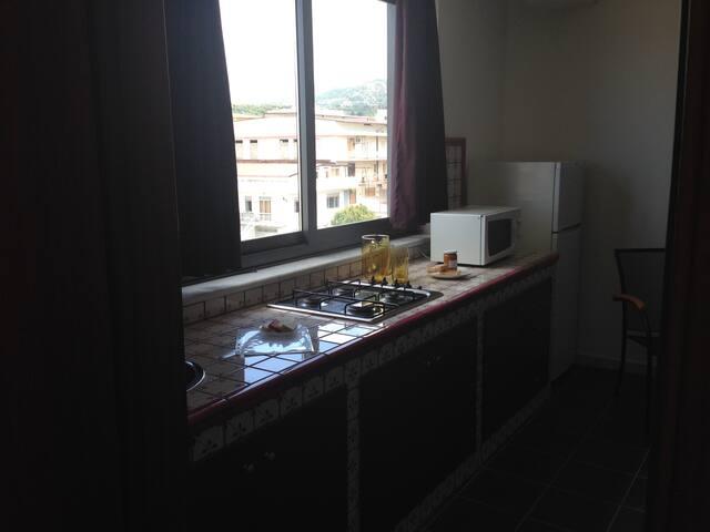 RESIDENCE MAREBLU - Barcellona Pozzo di Gotto - Apartment