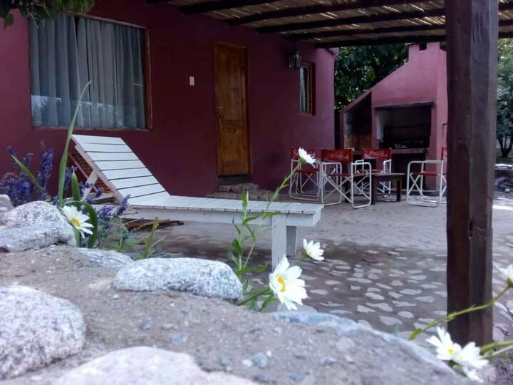 Lunas de Tafí casas vacacionales