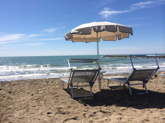 Bungalow 13 beach nature for family - Eraclea Mare - Apartment