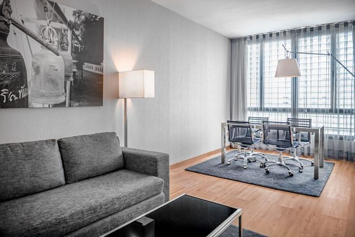 Lujoso apartamento con servicio de hotel 4*