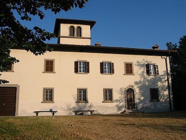 SPLENDIDA VILLA NEL  MUGELLO - Marradi - 別墅