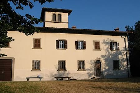 SPLENDIDA VILLA NEL  MUGELLO - Marradi - Villa