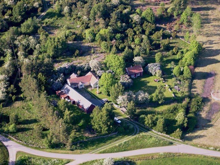 Cottage near Varberg and Gothenburg