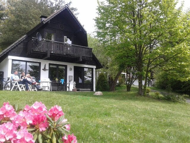 Gezellige woning Frankenau - Frankenau - Hus