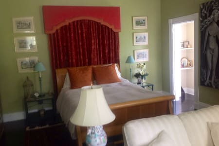Adam & Eve Room - Edenton - Bed & Breakfast