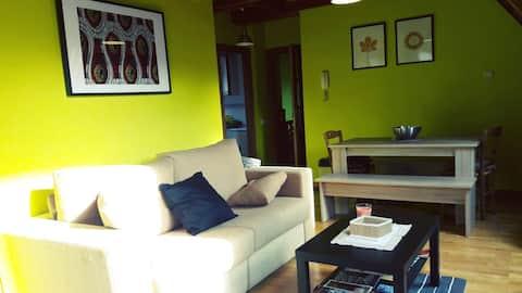 Bonito apartamento para 4 en el Valle de Aran