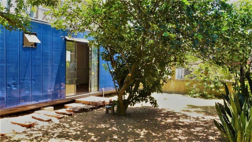 Campeche Casa Container (Morro das Pedras)