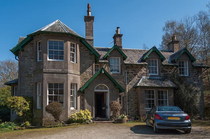Stunning & Charming Victorian Home  - Lochearnhead - Bed & Breakfast