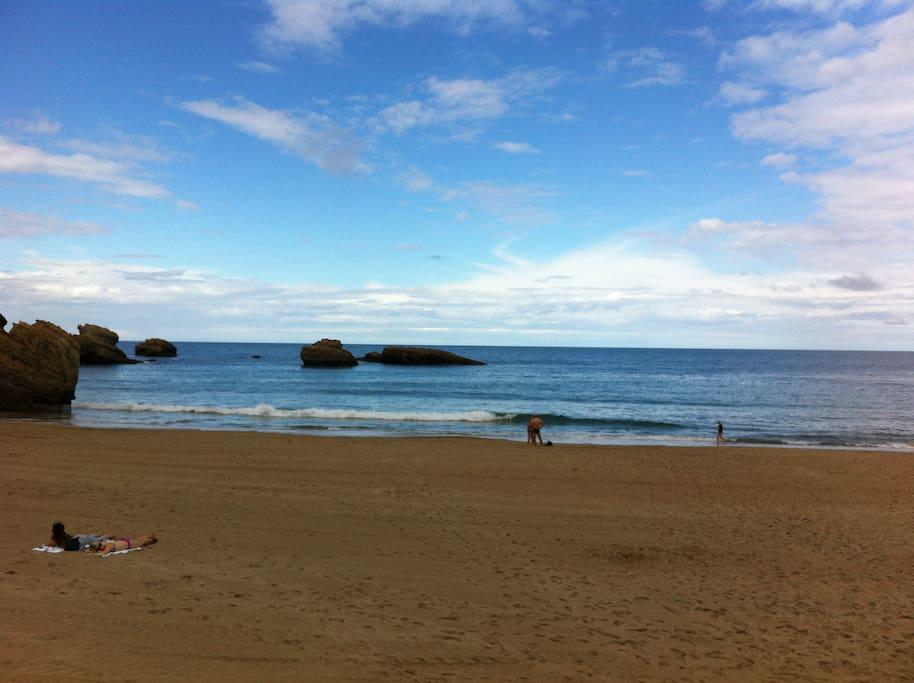 Biarritz - Grande Plage