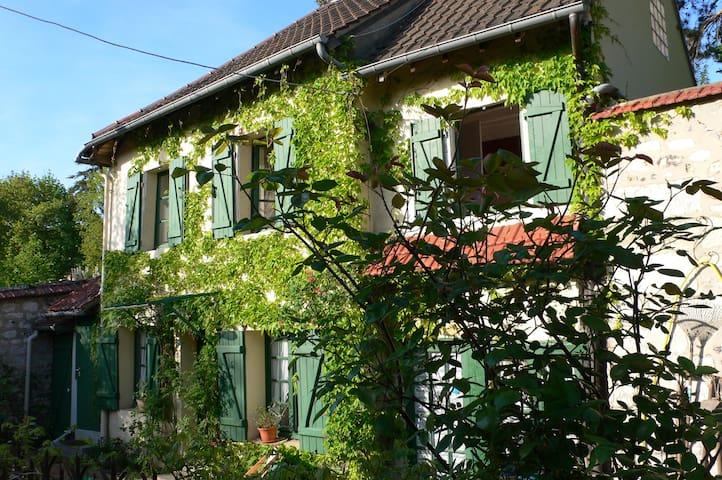 Studio Rez de jardin à Giverny    - Giverny - Дом